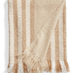 stripe-knit-throw