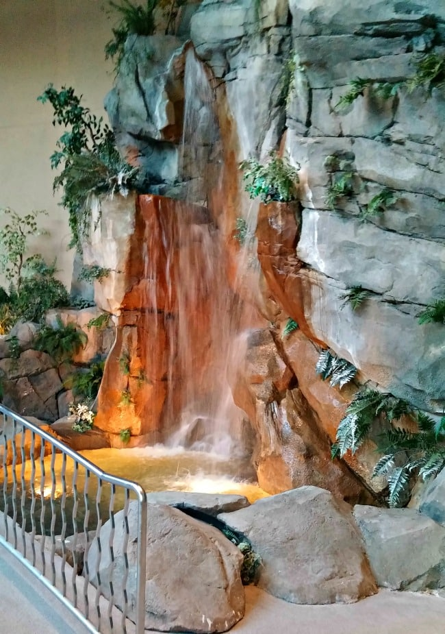 Tulalip waterfall