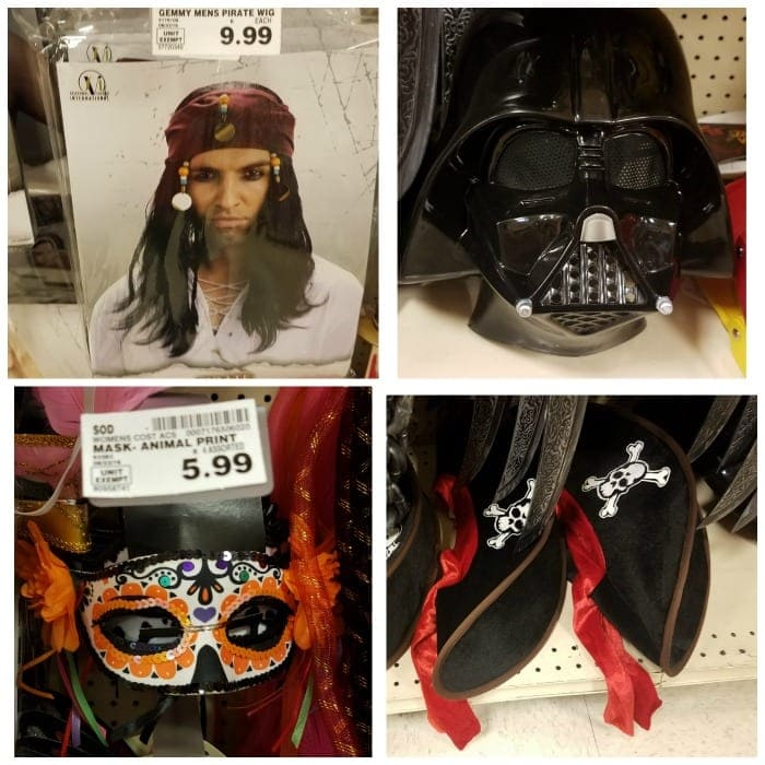 Costume Accessories on Sale at Fred Meyer