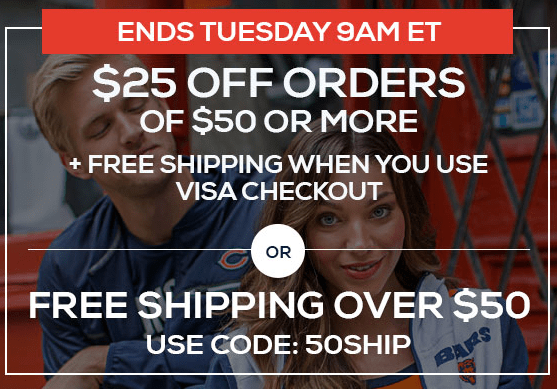Fanatics Deal – 30% off All Orders over $40 + Many Sale Items on Northwest Teams!