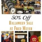Fred Meyer Halloween Sale