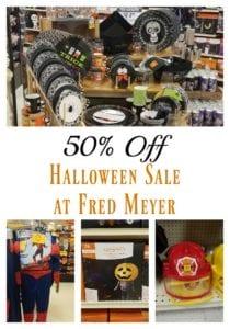 Fred Meyer Halloween Sale