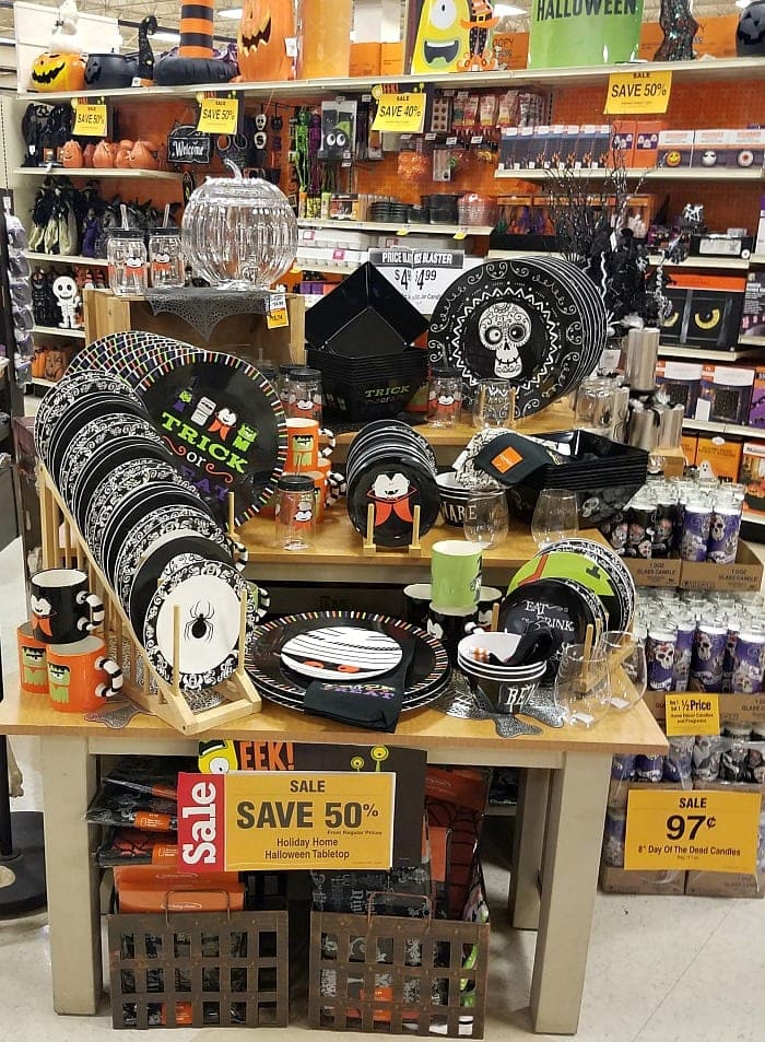 Halloween Decor on Sale at Fred Meyer