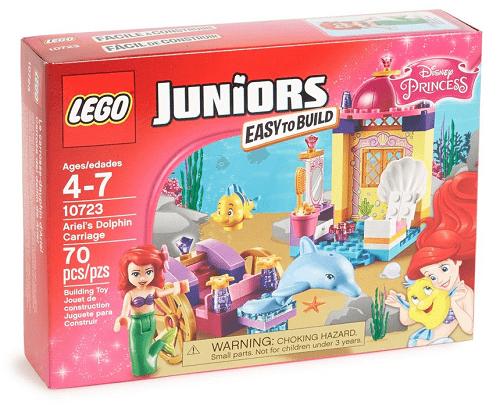 LEGO Juniors Disney Ariel's Dolphin Carriage