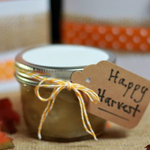 Homemade Gift Idea: Mason Jar Pies
