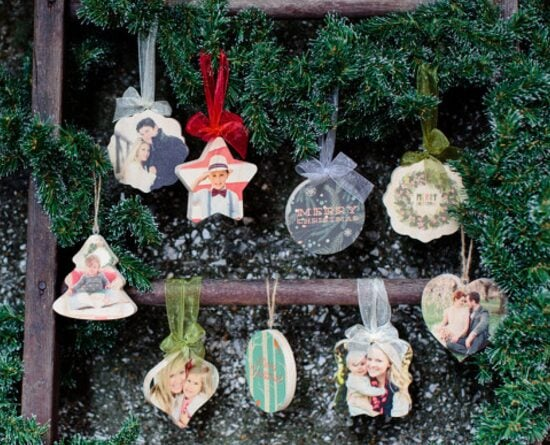 Photo Barn – $50 Photo Barn Gift Card for $10 + Wood Ornaments for $9 + FREE shipping!