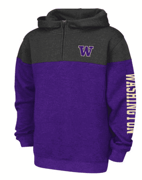 Washington Huskies Youth Sweatshirt
