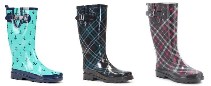 Western Chief Rainboots Sale – 50% Off! As low as $19.97