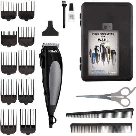 wahl home products home pro complete haircutting kit thrifty nw mom. Black Bedroom Furniture Sets. Home Design Ideas
