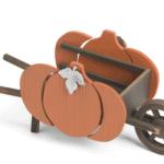 wood-pumpkin-wheelbarrow