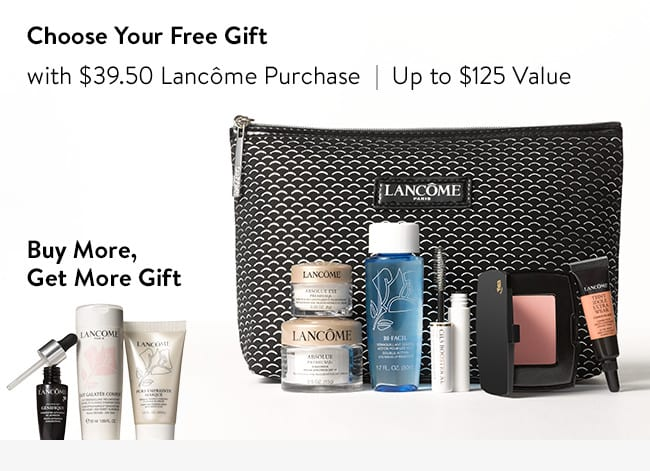3d2b54e2fd5 Free Lancome Gift With Purchase + Fall Trends Under $50