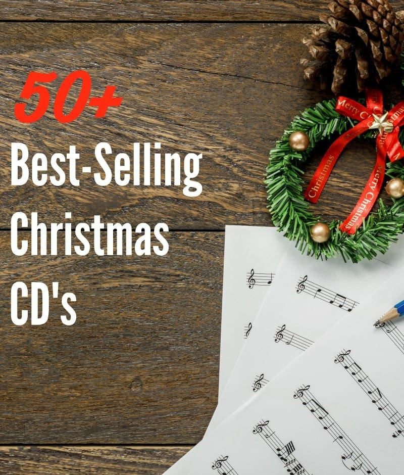 Best Christmas Music.50 Best Selling Christmas Cd S On Amazon Thrifty Nw Mom