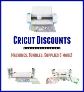 Cricut Discounts December Sale