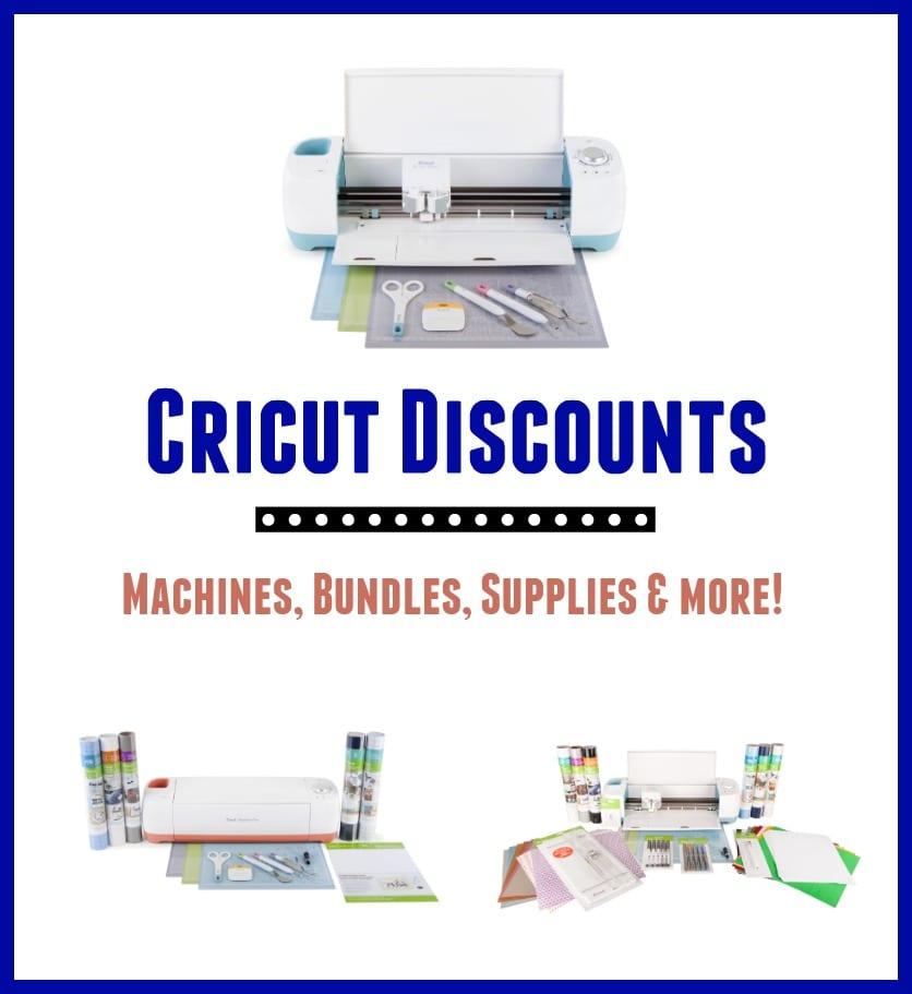 Cricut Discounts Black Friday Sale