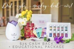 Essential Oils Cyber Monday sale