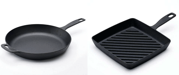 Food Network Pre-Seasoned Cast Iron