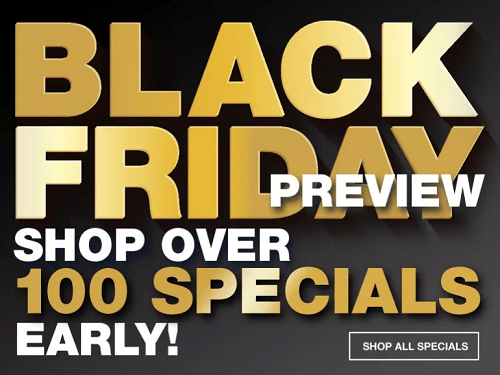 Macy's Early Black Friday Deals + 20% OFF Coupon Code!