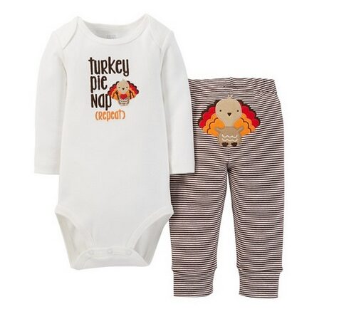 Carters Thanksgiving Baby outfit