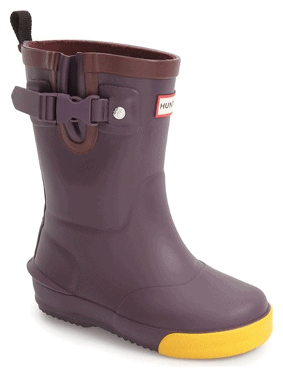 Hunter Rain boots for toddler