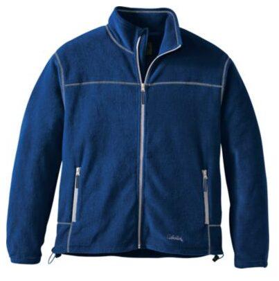 Cabelas Mens Snake River Fleece Jacket