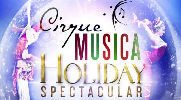 Cirque Musica Discount tickets