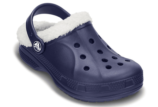 Crocs Lined Clogs