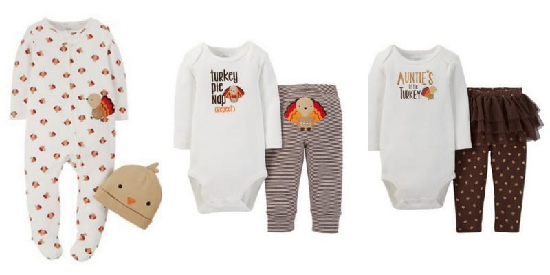 Thanksgiving Baby Outfits