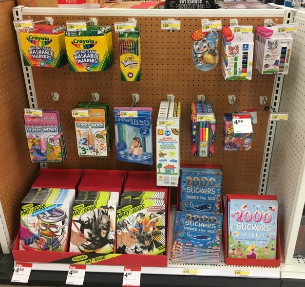Where to Find Kwik Stix in Target