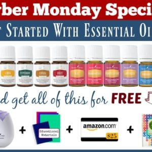 Young Living Cyber Monday Special