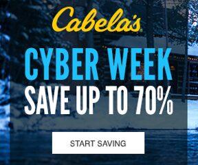 Cabelas Cyber Monday Sale