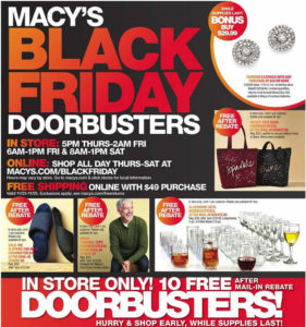 Macys Black Friday Deals