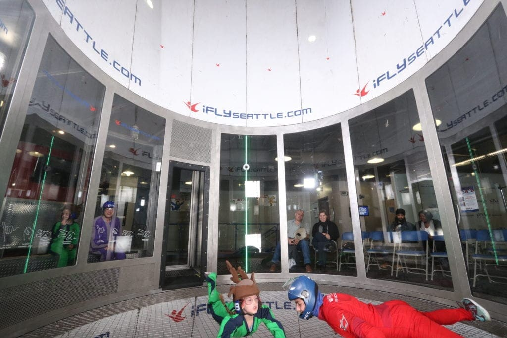 iFly Seattle Review & Ways To Save on iFly – Discount Tickets Available!