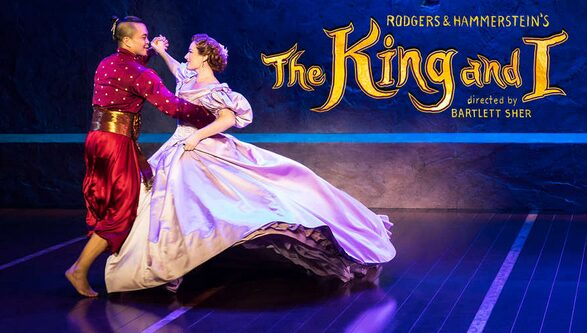 The King and I Discount Tickets at the Paramount Theater