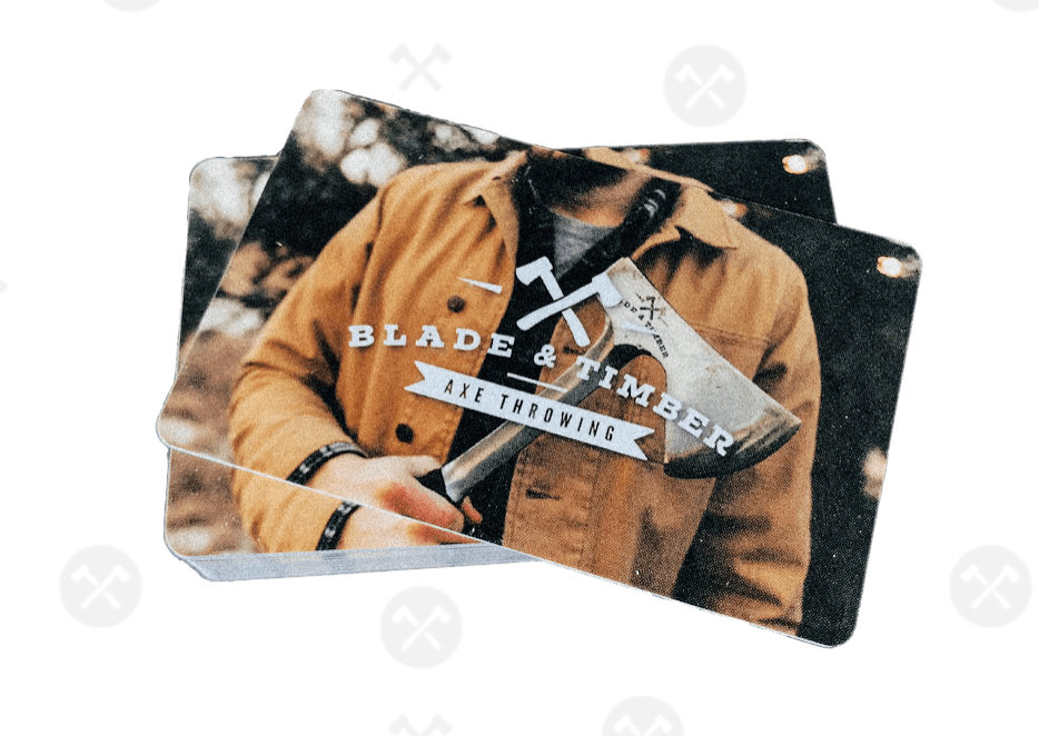 Blade & Timber Gift Card