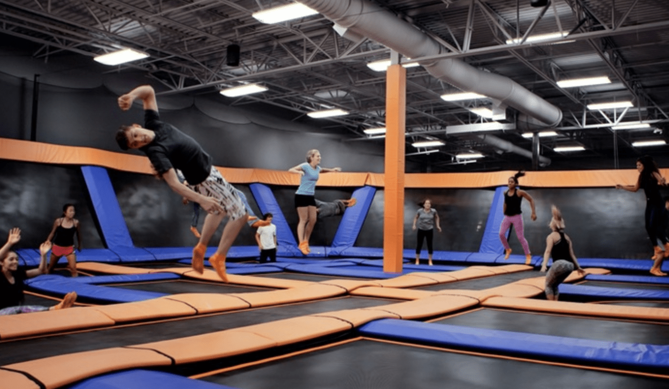 Sky Zone Trampoline Center