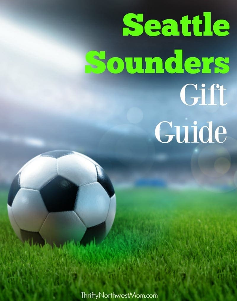 Seattle Sounders Gift Guide for the Ultimate Fan with ideas of apparel, home, experiences & more!