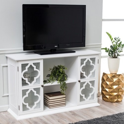 Wood TV Stands & Entertainment Centers At Hayneedle Up To 63% + 15% Off!