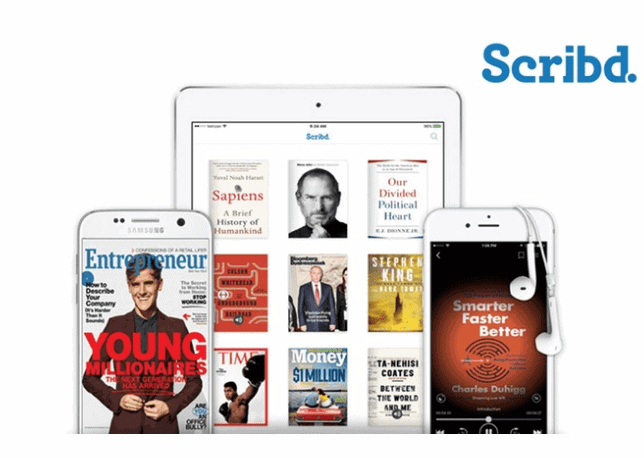free-trial-of-scribd