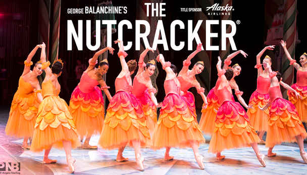 Pacific Northwest Ballet Nutcracker