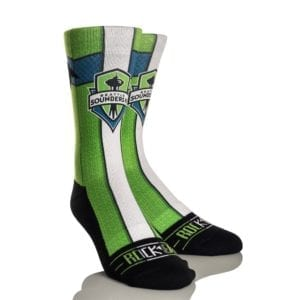 sounders-socks