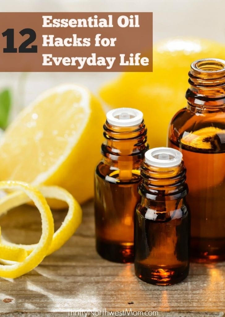 12 Essential Oil Tips and Tricks for Everyday Life