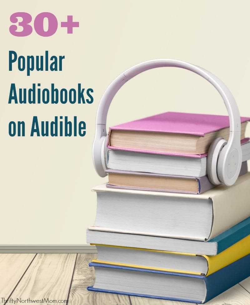 Audio Books Rental - 30+ Popular Audiobooks on Audible