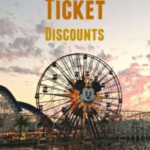Find the best Disneyland ticket discounts which are updated weekly to save the most on your Disney trip.