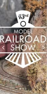 43rd Annual Model Railroad Show at Pacsci