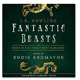Fantastic Beasts by JK Rowling