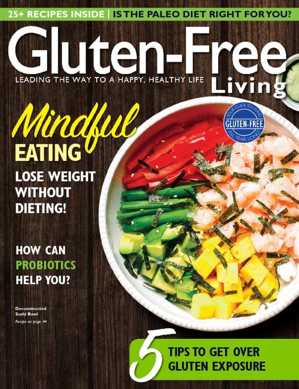 Gluten Free Living Magazine Discount - $13 99 for