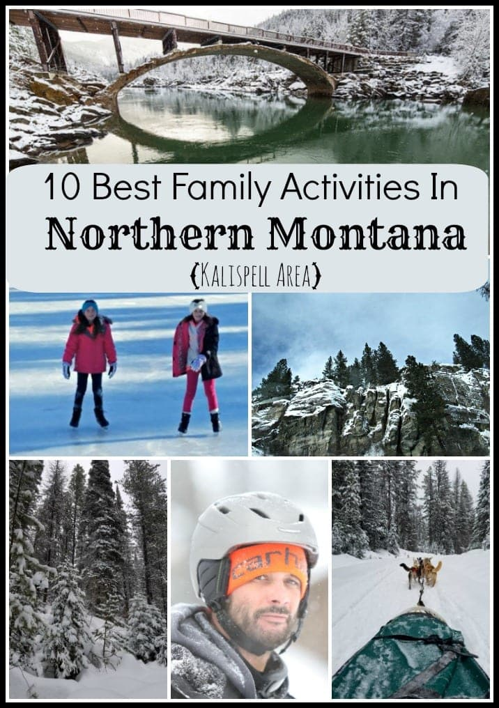 Check out the 10 best family activities in Northwest Montana in the winter.