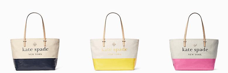 Kate Spade Lott Street Purse on Sale