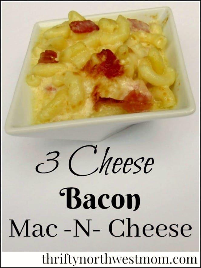 Bacon Mac N Cheese Recipe