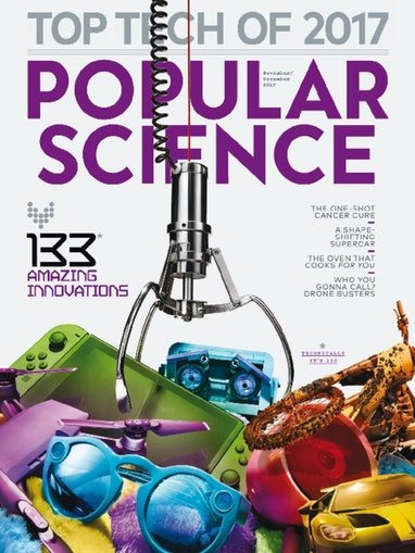 Popular Science Magazine Subscription Deal – JUST $4.95 Right Now!